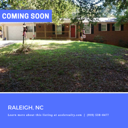 *COMING SOON* 3 Bedroom Ranch Home w/ Basement and detached Guest House!