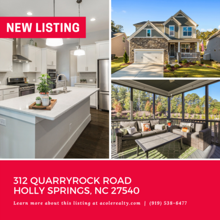 *NEW LISTING* Tech Lovers Dream! Immaculate 'like new' home features whole house CAT 6 Wiring, whole home mesh Wi-Fi network, 5' hardwoods on main level, and Screened Porch.