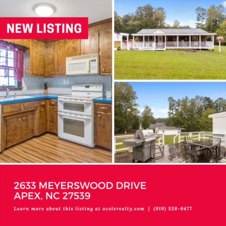 *NEW LISTING* Wonderful opportunity in Rollingwood Estates!
