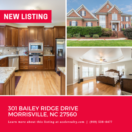 *NEW LISTING* Stunning All Brick Home with Grand 2 Story Entrance and Hardwoods throughout!