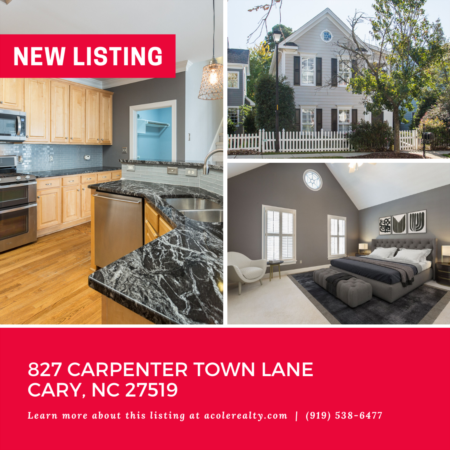 *NEW LISTING* Look no further! This charming white picket fence home has it all.