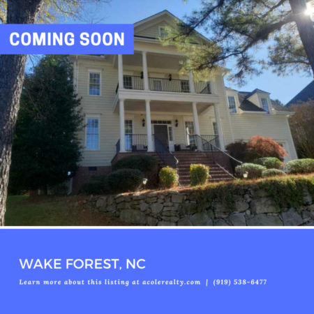 *COMING SOON* Enjoy southern living at its finest w/ double front porches, covered back porches, & stone patio overlooking the 3rd hole.