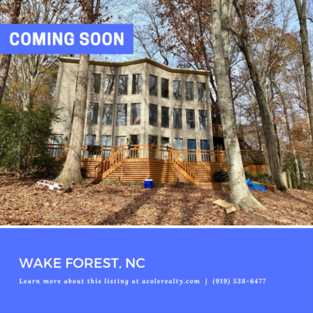 *COMING SOON* Nestled among the trees on over 2 acres of land, this serene home features amazing panoramic views and is minutes away from shopping, restaurants, & schools.