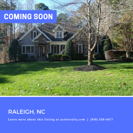*COMING SOON* This private cul-de-sac home sits on almost 1 acre!