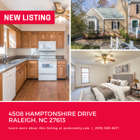 *NEW LISTING* Convenient location in the highly desirable Brittany Woods Community!