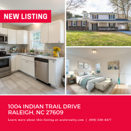 *NEW LISTING* This beautifully updated turnkey home is located in the highly sought-after area of Midtown's Quail Hollow!