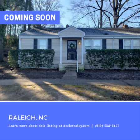 *COMING SOON* Prime location inside the beltline!