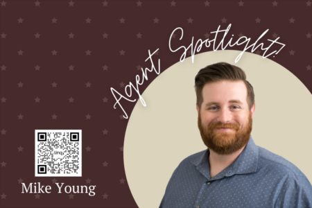 Agent Spotlight - Mike Young