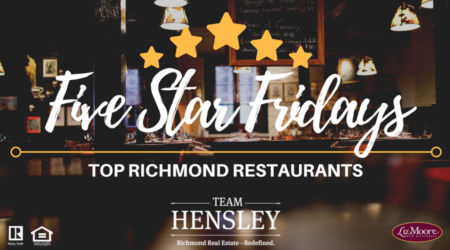 Top Richmond Restaurants