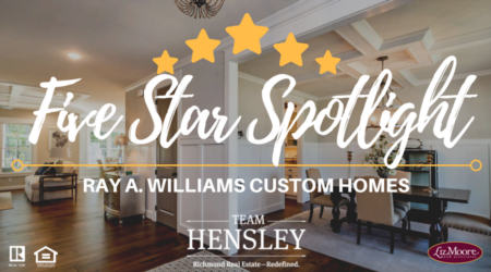 Builder Spotlight - Ray A. Williams Custom Homes