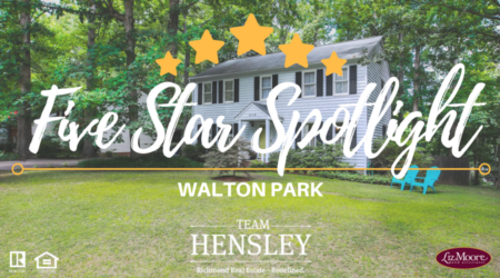 Neighborhood Spotlight - Walton Park