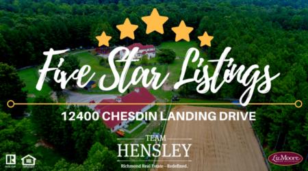 12400 Chesdin Landing Drive