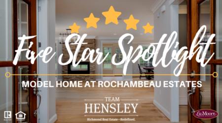 Behind the Scenes - Rochambeau Estate Model