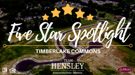 Neighborhood Spotlight - Timberlake Commons