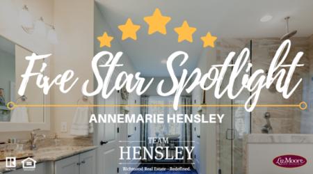 Agent Spotlight - Annemarie Hensley