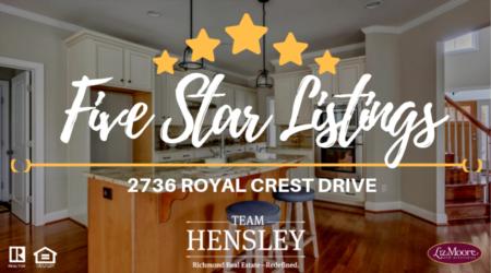 2736 Royal Crest Drive