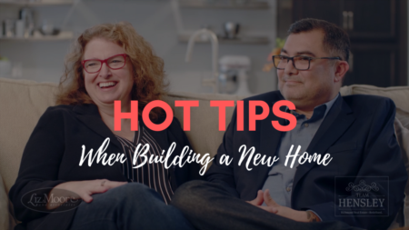 Hot Tip - Final Home Inspection