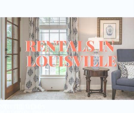 Rentals in Louisville