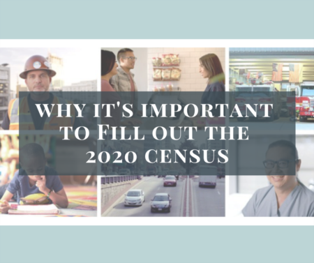 Why it's important to fill out the 2020 Census NOW