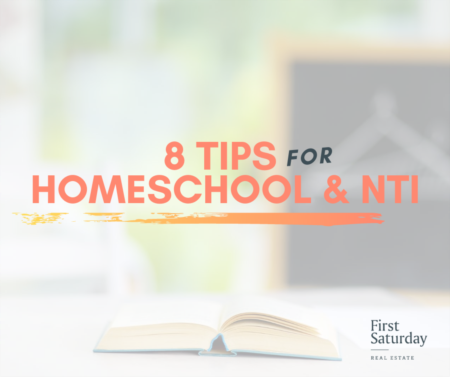 8 Homeschool/NTI Tips & Tricks for Beginners