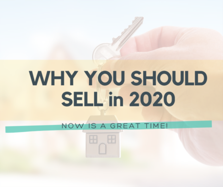 Why You Should Sell In 2020