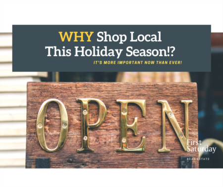 WHY Shop Local This Holiday Season!?
