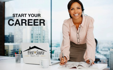 Start your Career in Real Estate