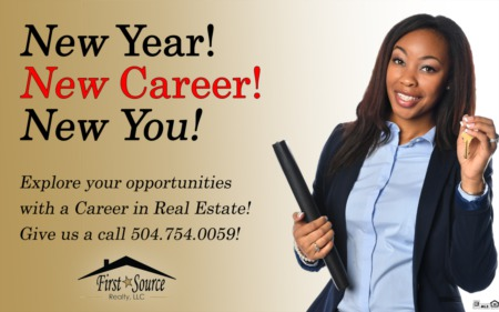 New Year! New Career! New You!