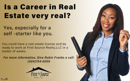 Is a Career in Real Estate Very Real?
