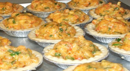Crawfish Pies