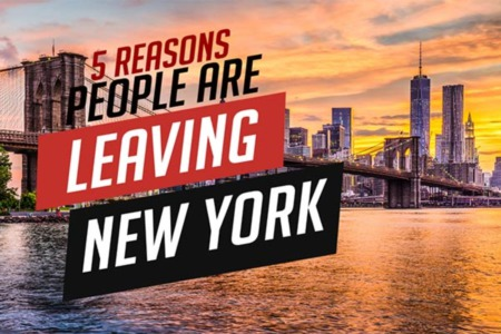 5 Reasons Why People Are Leaving New York and Other Northeastern States and Moving to Florida