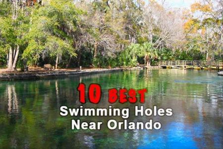 10 Best Hidden Swimming Holes Near Orlando
