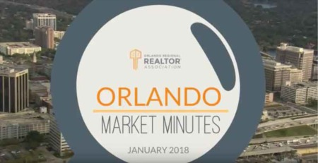 Orlando Housing Market Report for January 2018