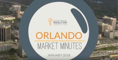 Orlando Housing Market Report for January 2018
