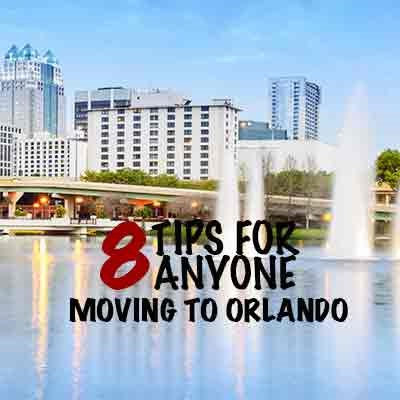 8 Tips for Anyone Moving to Downtown Orlando