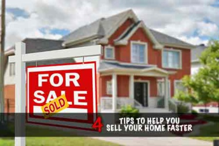 4 Marketing Tips to Help You Sell Your Home Faster