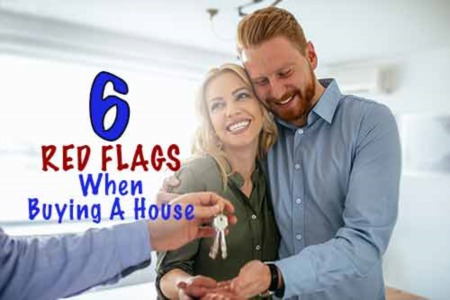 6 Red Flags to Look for When Buying a House
