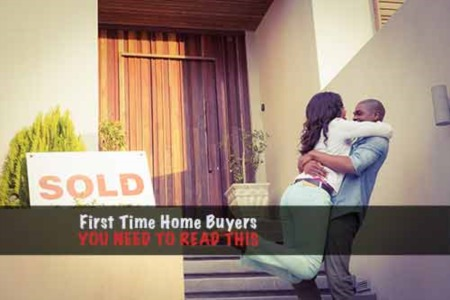 You Need to Read This if You're Buying a House for the First Time