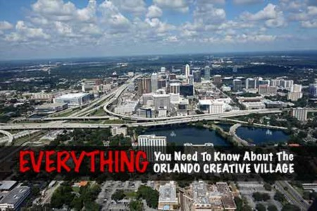 Everything You Need to Know about the Orlando Creative Village