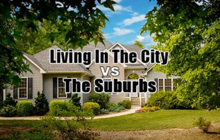 Living in the City vs the Suburbs: Pros and Cons