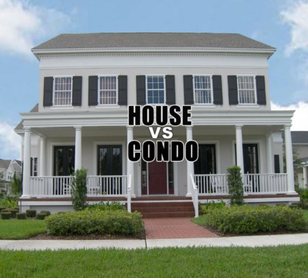 Condo vs. House: Figuring Out What Kind Of Home To Buy In Orlando