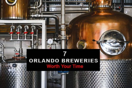 Happy Hour: 7 Orlando Breweries Worth Your Time (And Palate)