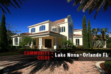 An Introduction to the Community of Lake Nona, Florida