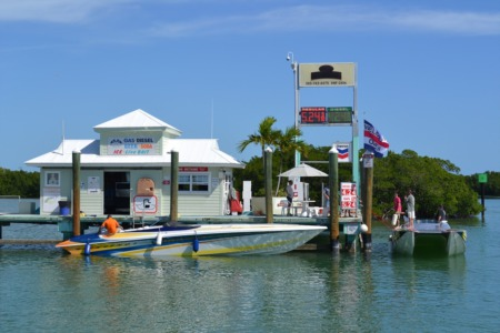 Where to Fuel Your Boat in Lake Travis