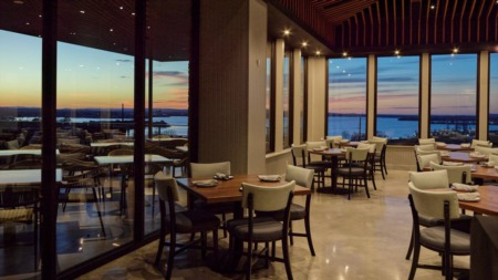 New restaurant overlooking Lake LBJ