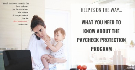 Small Business Owners: Paycheck Protection Program Starts Tomorrow!