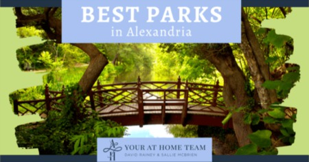 8 Alexandria Parks That Locals Love Living Near
