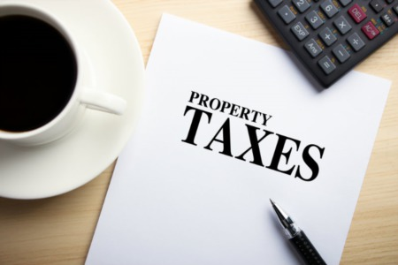 New Property Tax Rates - Northern Virginia