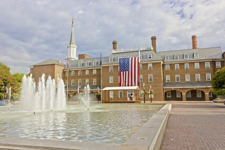 Top Historic Monuments in Alexandria, VA