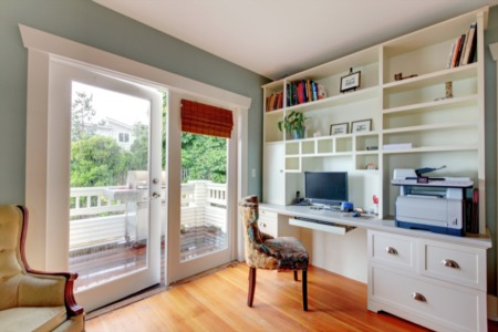 Creating a Home Office? 4 Tips for a Successful Design